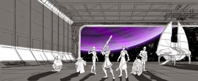Kingdom Hearts Fragmented Keys art 19