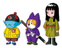 Pilaf Dragon Ball Z 2015