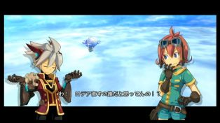 Rodea The Sky Soldier Wii 03