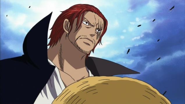 Shanks One Piece Pirate Warriors 3