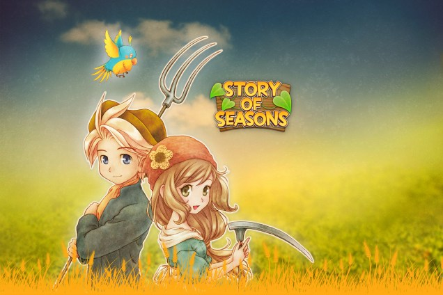 Story of Seasons Wallpaper