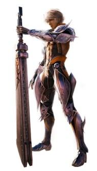 Wal Mevius Final Fantasy