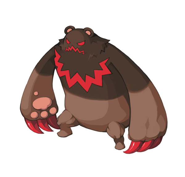 Wicked Bear Disgaea 5