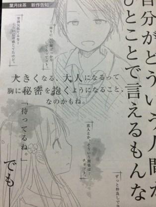 Boku ga Boku de Aru Tame ni Matcha Hazuki 02