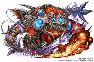 Final Fantasy Puzle Dragons 19