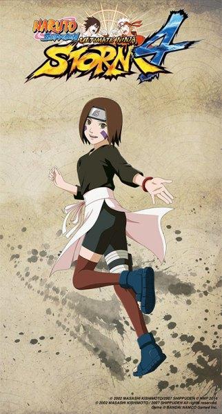 Rin Naruto SUN Storm 4