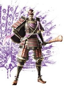 Sengoku Basara Sumeragi 02