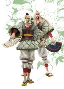Sengoku Basara Sumeragi 03