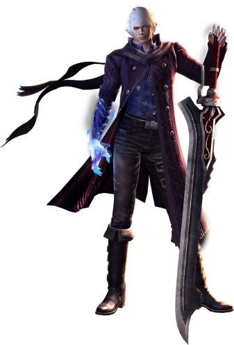 Devil May Cry Special Edition 16