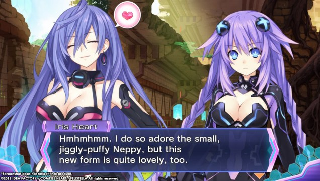 Hyperdimension Neptunia Re Birth 3 english screenshot (4)