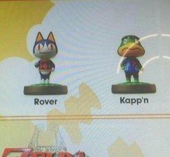 amiibo fran capitan Animal Crossing