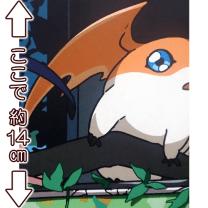 Digimon Adventure tri wall scroll 04