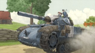 Valkyria Chronicles Remaster screen 001