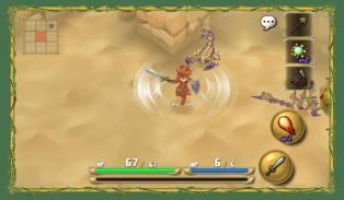 Heroe Adventures of Mana 2