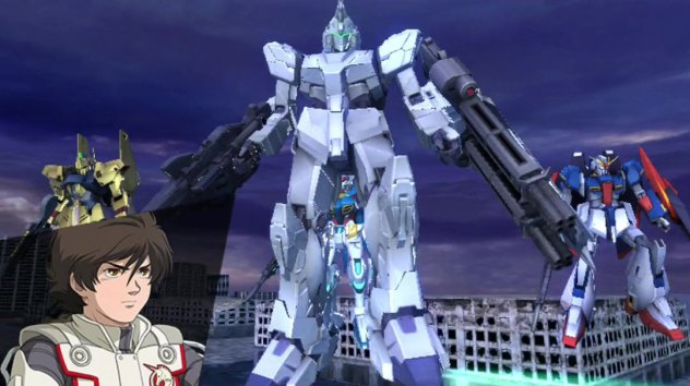 Mobile Suit Gundam Extreme VS Force (1)