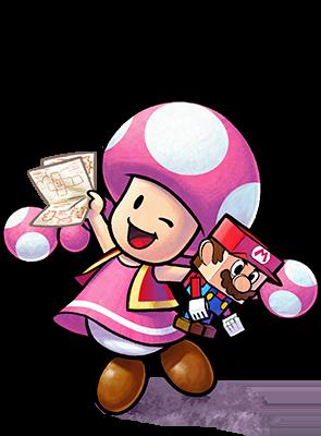 Mario y Luigi Paper Jam Bros
