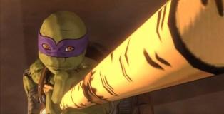 Donatello en Teenage Mutant Ninja Turtles: Turtles in Manhattan