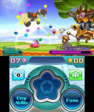 Kirby Planet Robobot 2