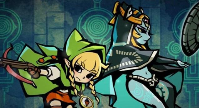 Hyrule Warriors Legends BG
