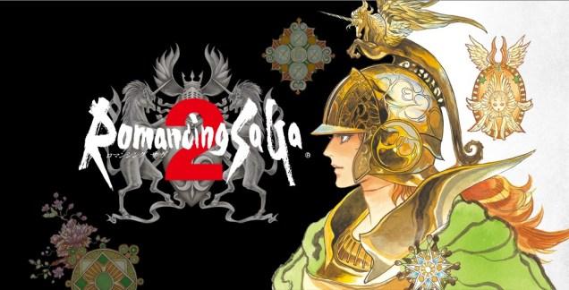 Romancing Saga 2 logo