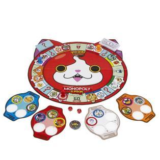 Monopoly Junior Yo Kai Watch 02