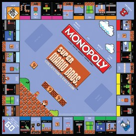 Monopoly Super Mario Bros colleccionista 03