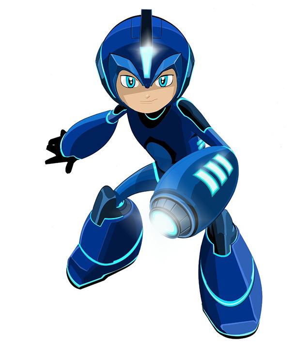 Nuevo Mega Man 2017
