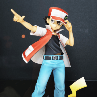 Red-with-Pikachu-figure-Kotobukiya-02