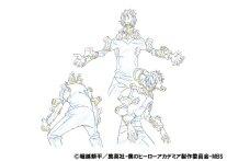 Tomura Shigaraki My Hero Academia anime 06