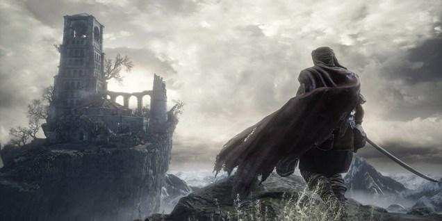 Dark Souls III paisaje