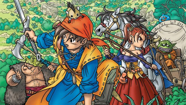 Dragon Quest VIII - Nintendo 3DS