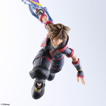 kingdom hearts iii sora play arts kai 3