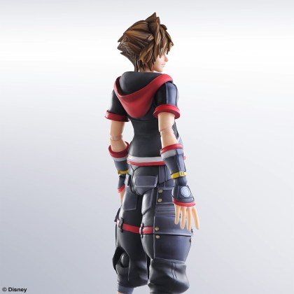 kingdom hearts iii sora play arts kai 9