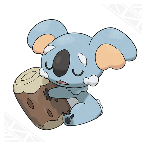 Komala Pokemon 1
