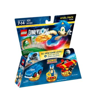 Level Pack de Sonic the Hedgehog