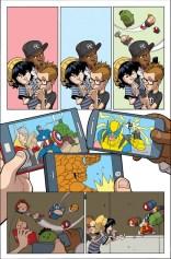 marvel tsum tsum comic 8