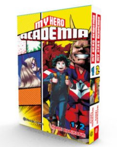 my hero academia caja tomos