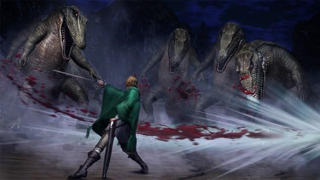 Serpico Berserk Warriors 01