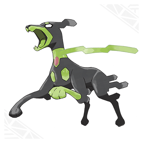 Zygarde 10 Pokemon Sol Luna