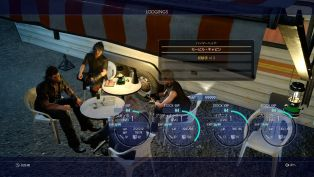 Final Fantasy XV chocobo equipo ataques 14