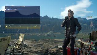 Final Fantasy XV chocobo equipo ataques 18