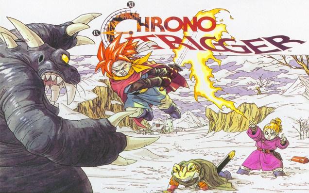 Manabu Daishima - Chrono Trigger