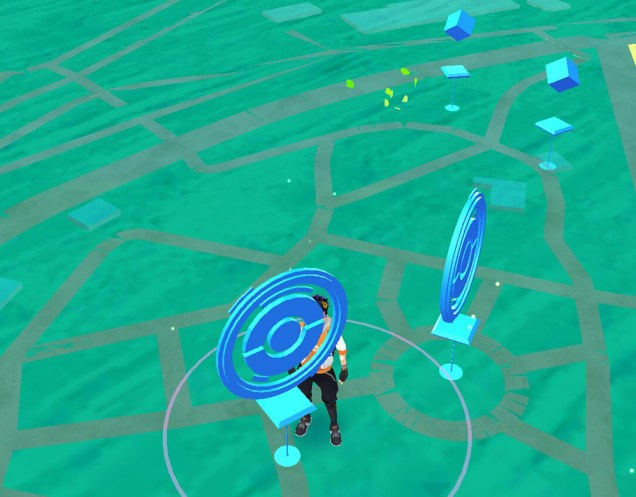 Parque de Castelar Pokemon Go