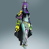 Traje Midna Real
