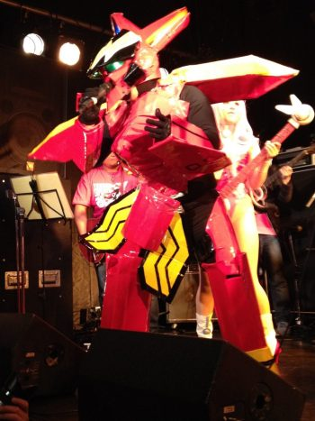 You will believe that a Fire Valkyrie can sing ….