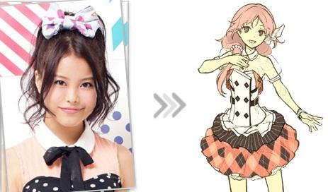 Kanae Yoshi – Sakura Crawford