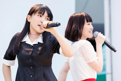 JUNNA & Minori Suzuki (property of Victor Entertainment)