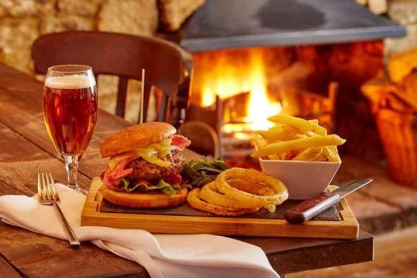 Deddington Hotel Restaurant Oxfordshire