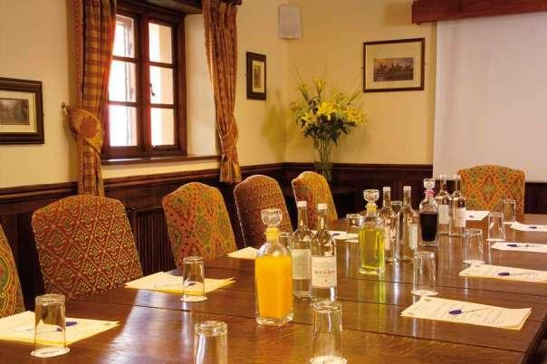 Deddington Hotel Meetings & Events Boardroom