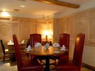 Deddington Arms Hotel Restaurant